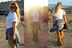 Spring Break look ft Tribe Kelley, NastyGal, & Freebird // www.friskygypsy.com