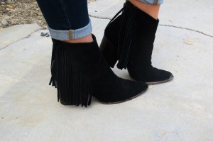 Steve Madden Countryy Booties